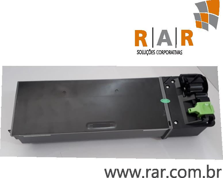 MX206BT / MX-206BT / MX206NT / MX-206NT - CARTUCHO DE TONER PRETO COMPATÍVEL NOVO PARA SHARP MX-M200D E SERIES