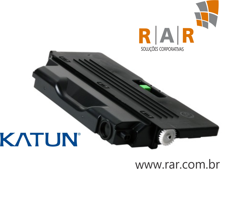 MX230HB (CBOX-0195DS51) - RESERVATORIO DE TONER COMPATIVEL KATUN PARA SHARP