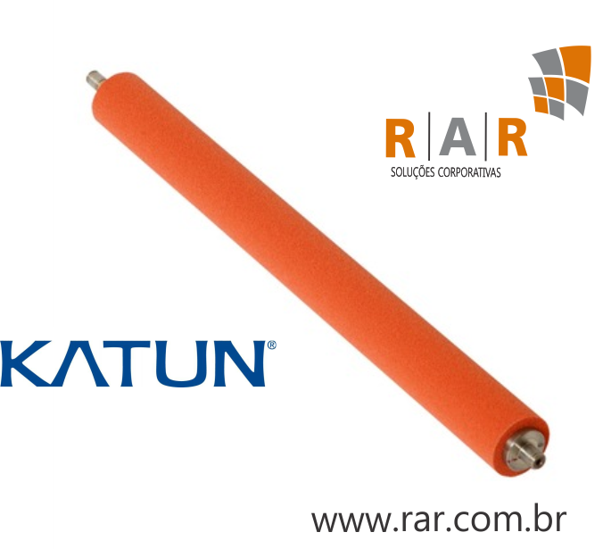 MX230LH (MX510LH) -  KIT DO ROLO INFERIOR DE PRESSAO COMPATÍVEL KATUN PARA SHARP MX-2310U / MX-2010 E SERIES