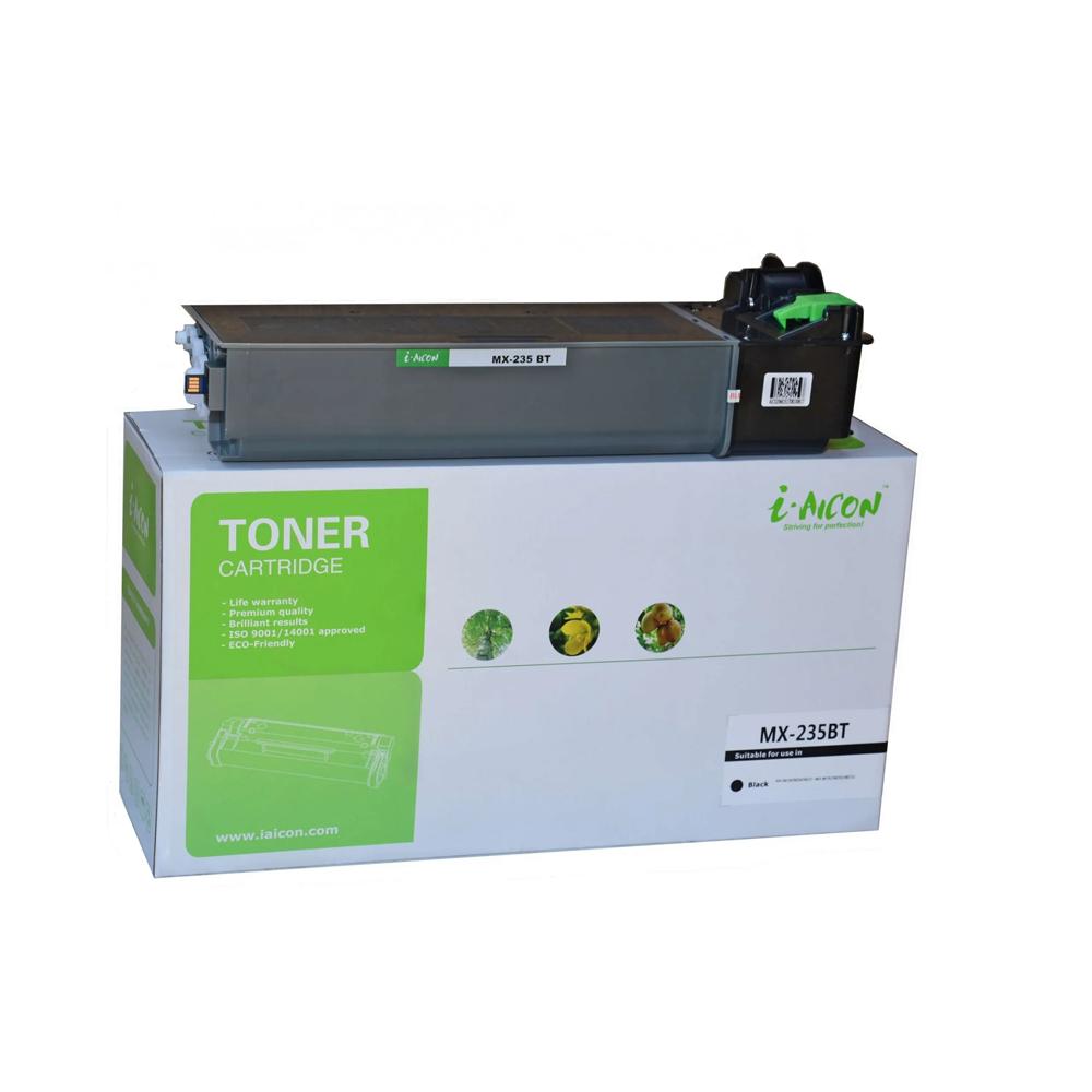 Toner Compatível SHARP MX235NT, MX235BT   MXM232DN, MXM202DN