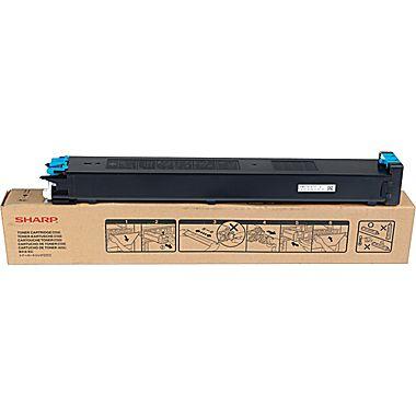 MX31BTCA TONER CYAN ORIGINAL DO FABRICANTE PARA SHARP MX-3100N / MX-2600N