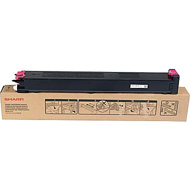 MX31BTMA TONER MAGENTA ORIGINAL DO FABRICANTE PARA SHARP MX-3100N / MX-2600N
