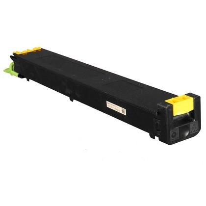 MX31BTYA  TONER YELLOW ORIGINAL DO FABRICANTE PARA SHARP MX-3100N / MX-2600N