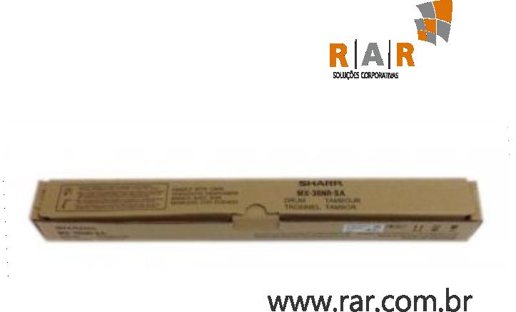 MX-36NR-SA / MX-36NRSA / MX36NRSA - CILINDRO ORIGINAL PARA SHARP MX-2310U E SERIES