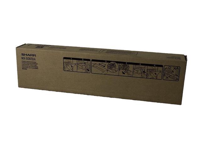 MX50NTBA TONER PRETO ORIGINAL DO FABRICANTE PARA SHARP MX4100N E SERIES