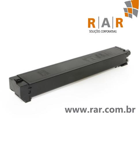 MX-36BTBA (MX36NTBA) - CARTUCHO DE TONER PRETO COMPATÍVEL NOVO PARA SHARP MX2610N / MX3110N E SERIES