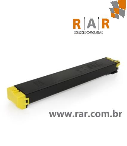 MX-36BTYA (MX-36NTYA) - CARTUCHO DE TONER AMARELO COMPATÍVEL PARA SHARP MX2610N / MX3110N E SERIES