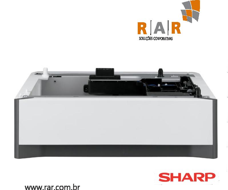 MX-CS11 (MXCS11) - BANDEJA ADICIONAL DE PAPEL 500 FOLHAS PARA SHARP MX-C300W E SERIES