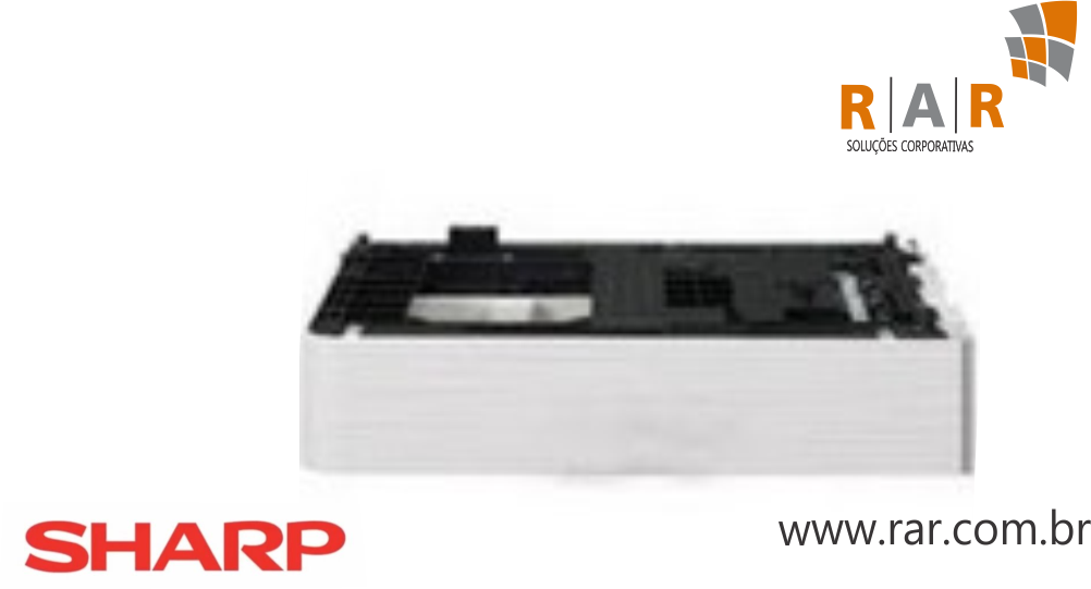 MX-DS14 (MXDS14) - GABINETE EMPILHAVEL PARA SHARP MX-C382P E SERIES