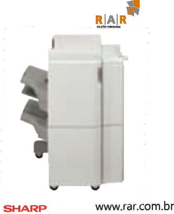 MX-FN14 (MXFN14) - FINALIZADOR COM GRAMPEADOR PARA SHARP MX-M753U E SERIES