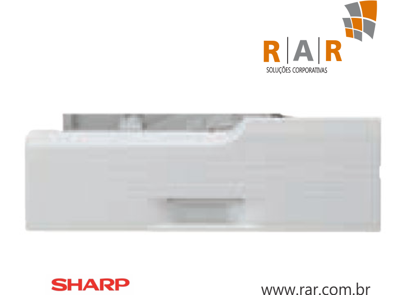 MX-RB11 (MXRB11) - UNIDADE DE PASSAGEM DE PAPEL PARA SHARP MX-4110N E SERIES