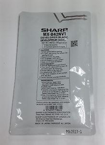 MXB42NV1 - REVELADOR PRETO ORIGINAL PARA SHARP MX-B382P E SERIES