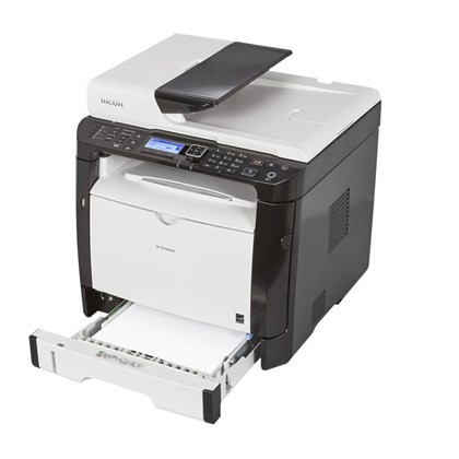 RICOH SP 377SFNWX| Multifuncional Laser Monocromática 30 PPM