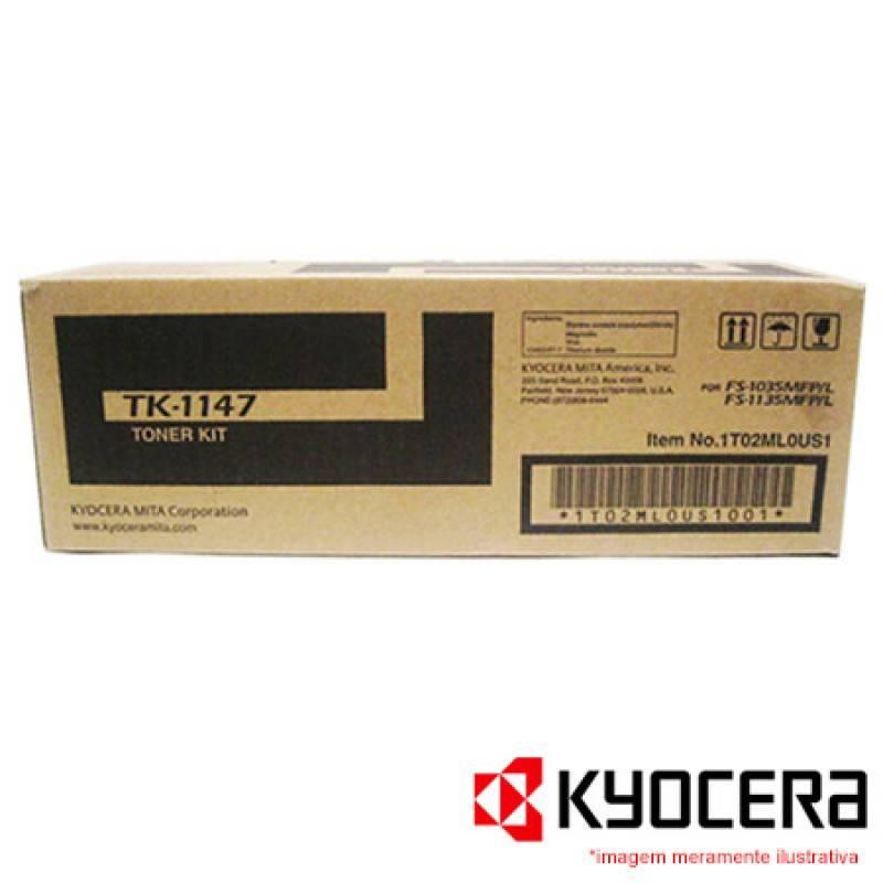 TK1147 (TK-1147)   - CARTUCHO DE TONER PRETO KYOCERA ORIGINAL PARA M-2035DN, FS-1035MFP E SERIES
