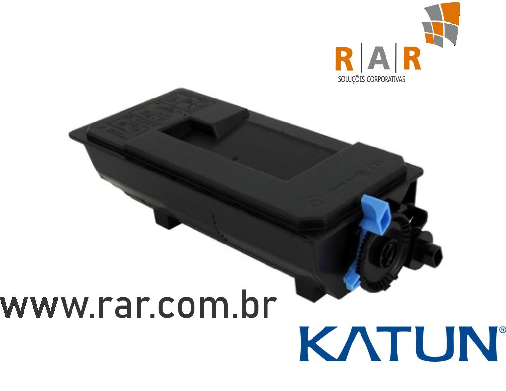 TK-3162 / TK3162 / 1T02T90US0 / CARTUCHO DE TONER COMPATÍVEL PARA KYOCERA M3145IDN / M3645IDN / P3045dn