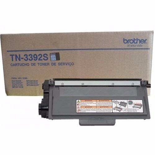 TN-3382S (TN3382S) - CARTUCHO DE TONER ORIGINAL PARA BROTHER DCP-8157DN E SERIES