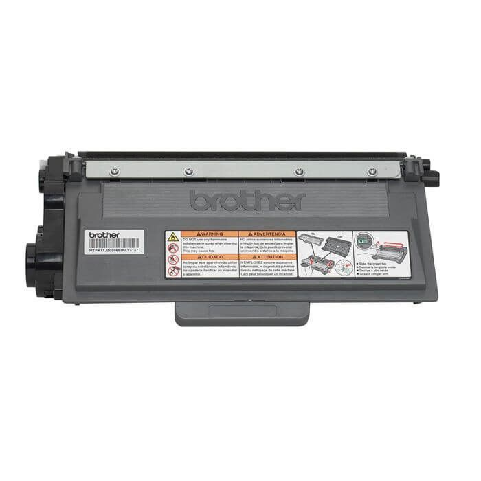 Toner Preto  Brother TN3392 DCP8157DN MFC8952DW