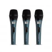 Kit de Microfone K 3.1 Kadosh (3 Pçs)