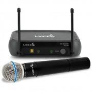 Microfone Lyco VH-102M S/fio VHF