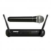 Microfone Shure SVX 24 BR/ PG-28 S/Fio