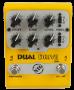 Pedal Guitarra Dual Drive-DD1 NIG