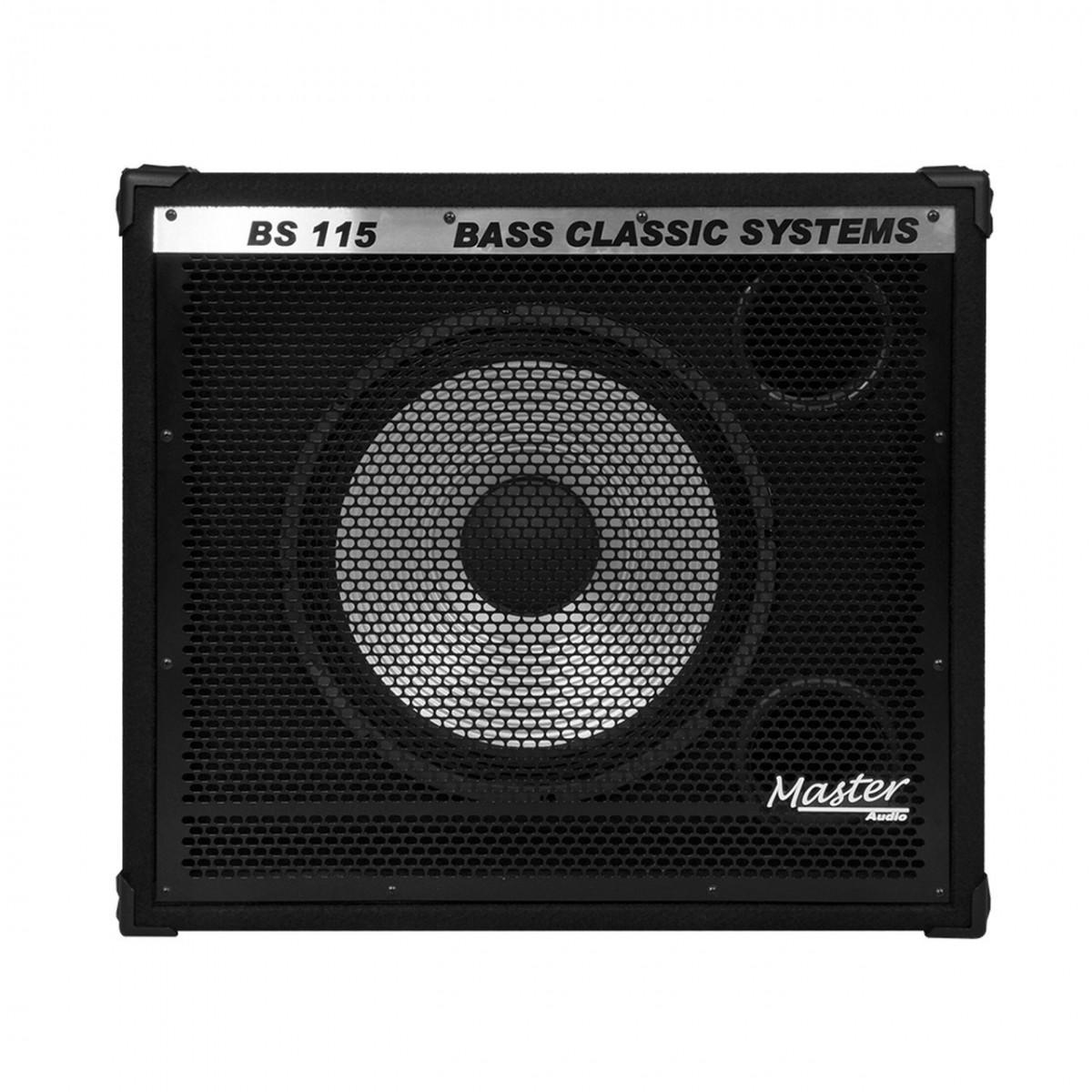 Caixa Master Áudio BS 115 Contra-Baixo