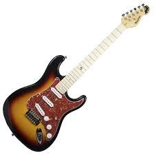 Guitarra Dolphin ST Rocket