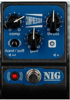 Pedal Compressor-PCM NIG