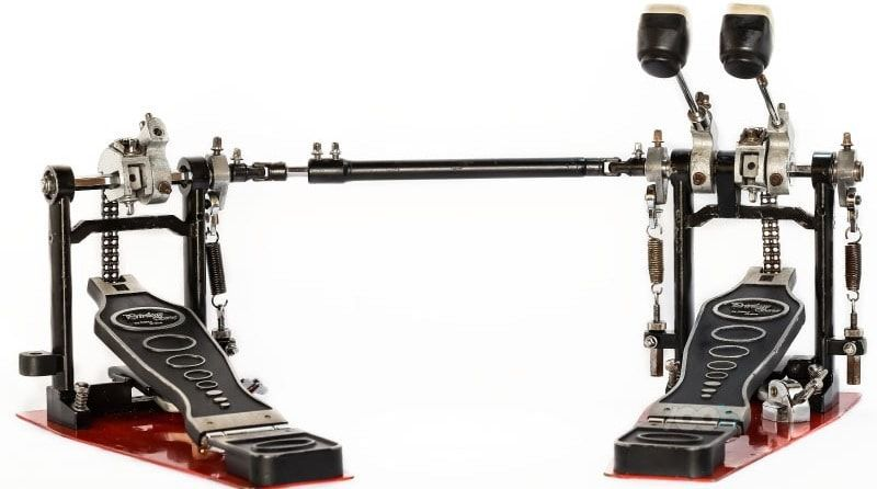 Pedal Duplo Odery PD 902 PR