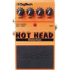 Pedal Hot Head Digitech
