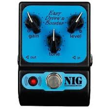 Pedal NIG Easy Drive Booster