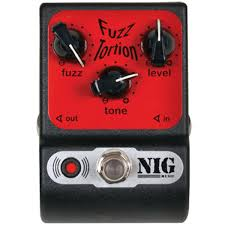 Pedal Nig Fuzz Tortion