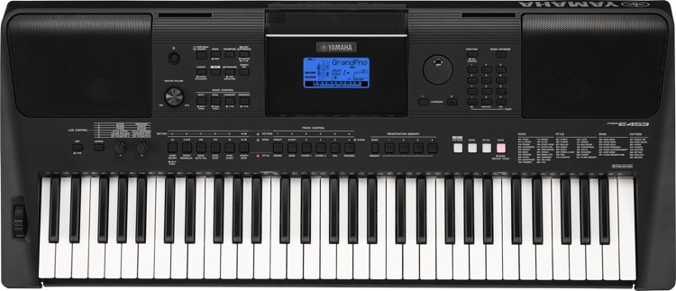 Teclado Yamaha PSR-E 453