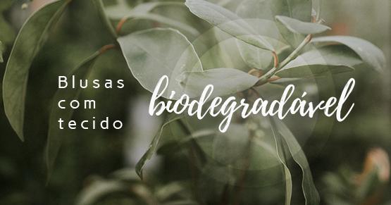 tecido biodegradável co2 control