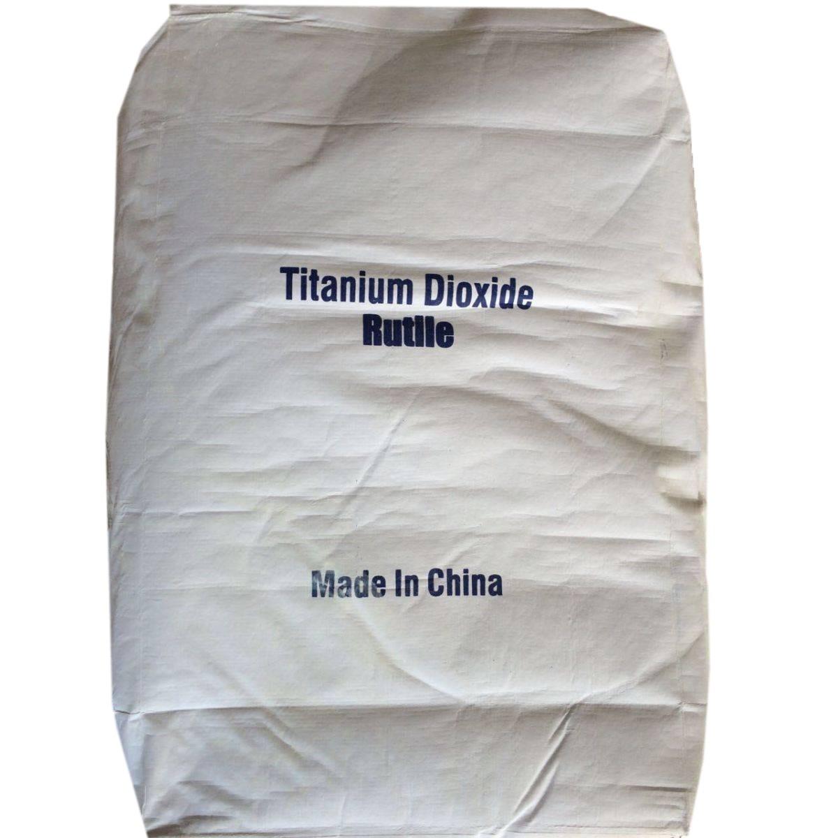 Dióxido de Titânio de 25 KG (Especificação R-2196)