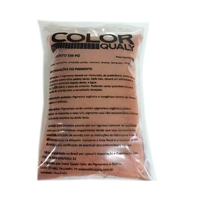 Pigmento Laranja de 500 g (Especificação  FL-4960)