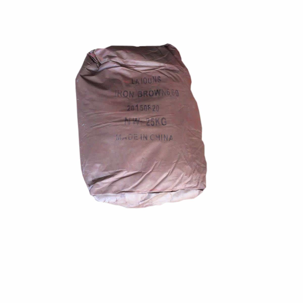 Pigmento Marrom de 25 KG (Especificação  FM-660), cotação na Laioun´s