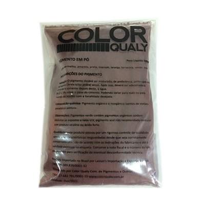 Pigmento Marrom de 500 g (Especificação  FM-660)