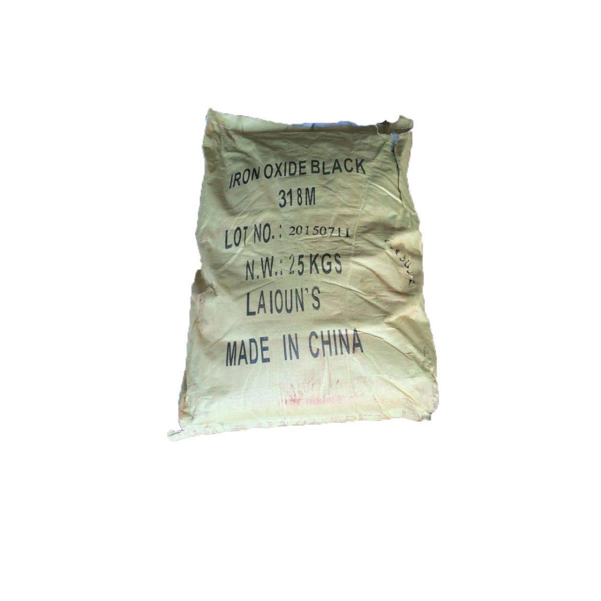 Pigmento Preto de 25 KG (Especificação  FP-318), cotação na Laioun´s