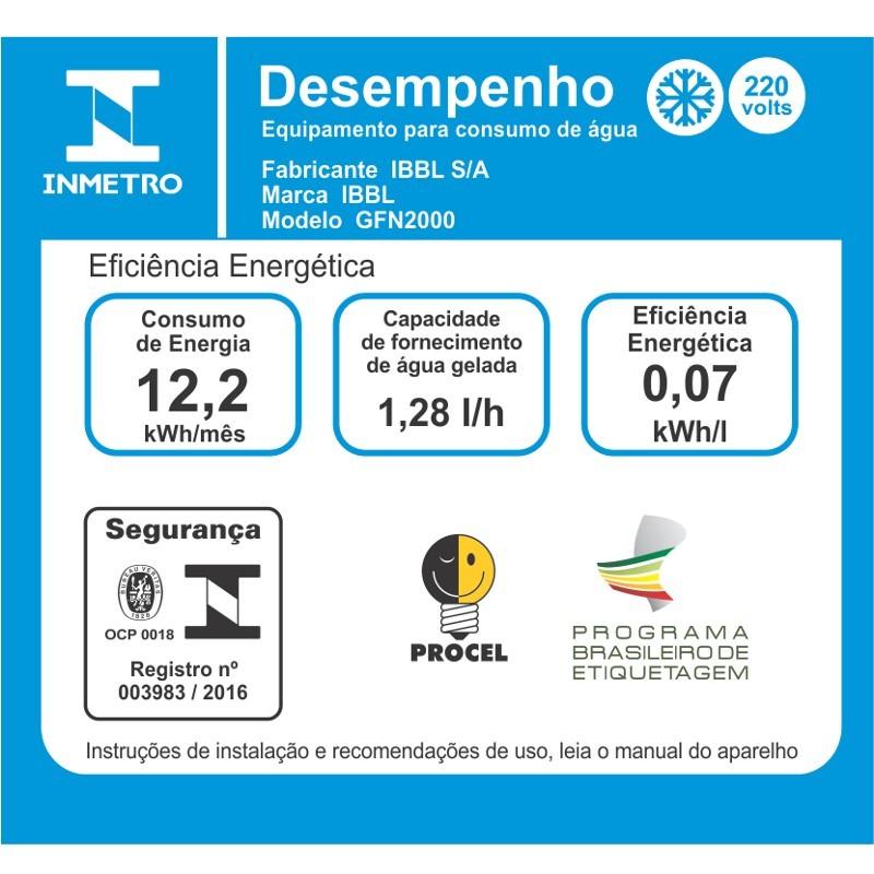BEBEDOURO GFN2000 - IBBL