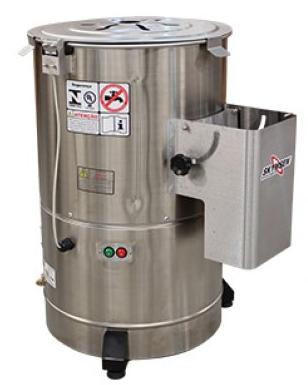 DESCASCADOR INOX 10 KG - DB-10 - SKYMSEN