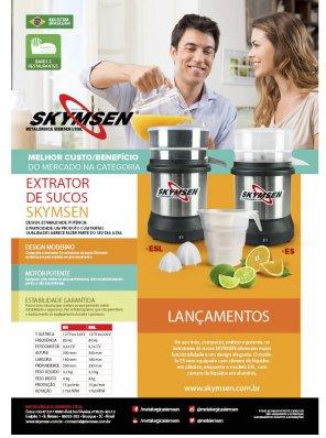 EXTRATOR DE SUCOS ES - 0,25CV - SKYMSEN