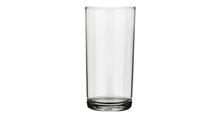 JOGO 12 UNIDADES COPO CYLINDER LONG DRINK - 300ML - 7700 - NADIR