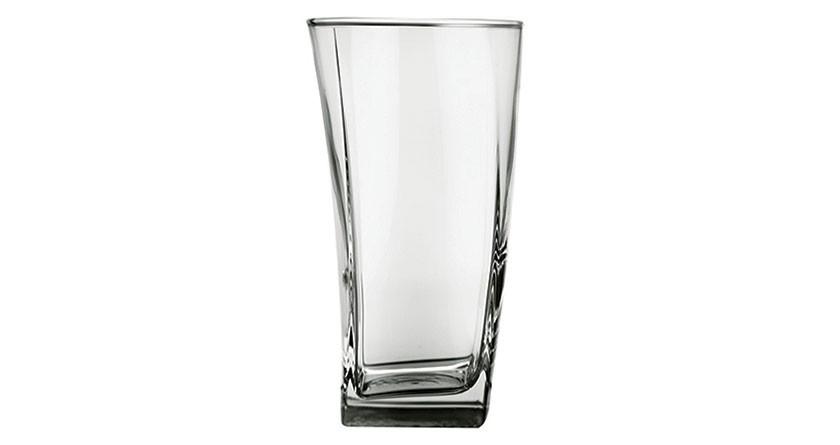 JOGO 12 UNIDADES  COPO ONDA LONG DRINK - 400ML - 7638 - NADIR