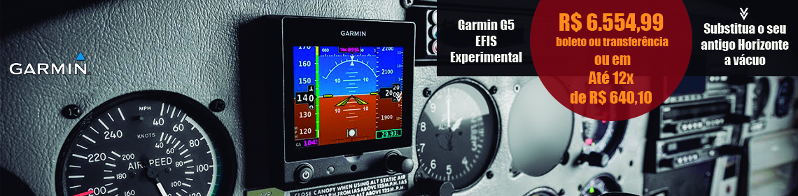 garmin g5 experimental