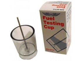 ASA | AFT-C | Teste de combustível (Dreno) copo