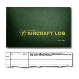 Asa | ASA-SA-2 | Caderneta aeronave capa dura