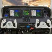 AVIONICOS BARON B58 G500 TXI DUPLO TOUCHSCREEN