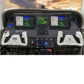 AVIONICOS BONANZA A36 G500 TXI DUPLO TOUCHSCREEN