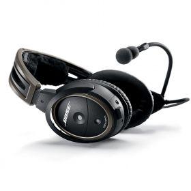 Bose | A20 | Headphone Aeronáutico sem Bluetooth